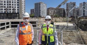 Sahabiye kentsel dönüşüm projesi 2. etabın temeli atıldı!