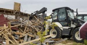 Şile'de kaçak yapıların yıkımı sürüyor!