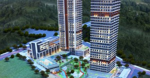 Legend Life Towers satış ofisi!