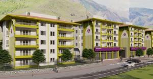 Malatya Arapgir'e 204 konut, 13 dükkan ve 51 villa yapılacak!