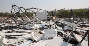 Nilüfer Belediyesi kaçak yapıların yıkımlarına devam ediyor!