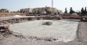 Şanlıurfa Yeşildirek kentsel dönüşüm projesinin 1. etap çalışmaları başladı!