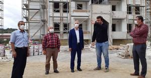 Taşova TOKİ projesinde sona gelindi!