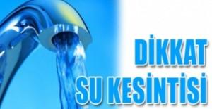 Ankara su kesintisi 21 Ekim 2020!