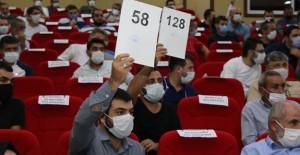 Hacılar Belediyesi 21 adet arsayı açık artırma usulü ile sattı!