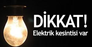 İstanbul elektrik kesintisi 2 Ekim 2020!