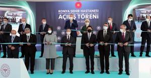 Konya'da 5 ayrı yatırımın toplu açılışı yapıldı!