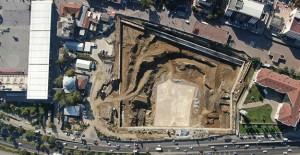 Osmangazi Meydanı projesi temel için hazır!