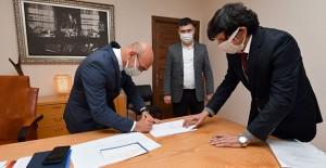 İzmir Ege Mahallesi kentsel dönüşüm projesi 1. etap sözleşmesi imzalandı!