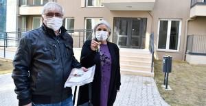 İzmir Uzundere Konutları 2. etap kapsamında anahtar teslimi başladı!