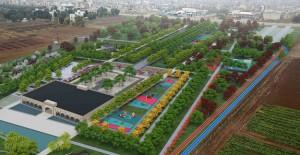 Şanlıurfa Haliliye ve Eyyübiye millet bahçelerinin ihalesi yapıldı!