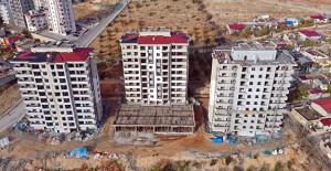 Kahramanmaraş Tekke kentsel dönüşüm projesinde 551 konut için çalışmalar başladı!