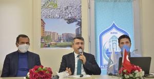 Mevlana Mahallesi 7. etap kentsel dönüşüm projesi hak sahiplerine anlatıldı!
