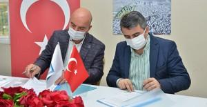 Mevlana Mahallesi 7. etap kentsel dönüşümü için hak sahipleri ile sözleşme imzalandı!