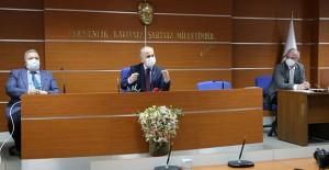 Rize'deki kentsel dönüşümler için basın toplantısı düzenlendi!