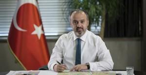 'Bursa'daki dönüşümü hep birlikte göreceğiz'!