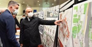 Bursa Hanlar Bölgesi ve Çarşıbaşı kentsel tasarım projeleri görücüye çıktı!