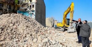 Meram Şükran Mahallesi kentsel dönüşüm çalışmaları hızla devam ediyor!