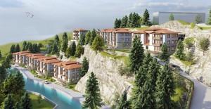 Artvin Dereiçi köyünde inşa edilecek TOKİ konutlarının projesi hazırlandı!