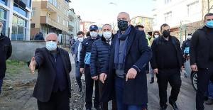 Ataşehir'de kaçak yapıya geçit yok!