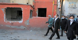 'Battalgazi Şehit Fevzi Mahallesi'ne dönüşümle 700 civarında konut yapılacak'!