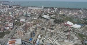 Canik Yeni Mahalle kentsel dönüşüm projesinin yüzde 22'si tamamlandı!