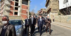 Kahramanmaraş'ta kentsel dönüşüm konutları tamamlanıyor!