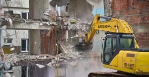 Yıldırım'da metruk yerlerin yıkımı devam ediyor!