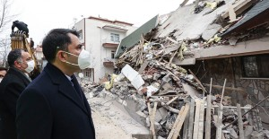 bBakan Kurum Çankaya#039;da yıkımına.../b