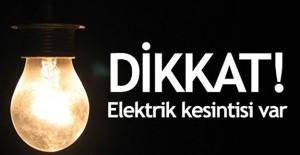 Bursa elektrik kesintisi 4-5 Nisan 2021!