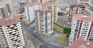 Melikgazi Belediyesi 50 adet daireyi 7 Nisan'da ihale ile satışa çıkaracak!