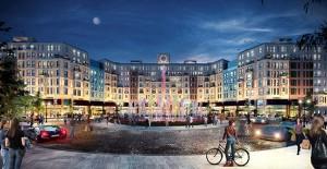 Meydan Ardıçlı inşaat seyri Nisan 2021!