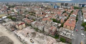 Sahabiye kentsel dönüşüm projesi hızla yükseliyor!