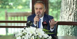 Alinur Aktaş, 'Boşa araziye dönüşüm yapmak kolay'!