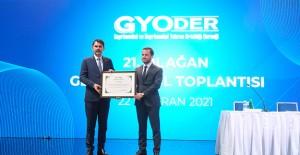 GYODER Yönetim Kurulu Başkanlığı'na Mehmet Kalyoncu seçildi!