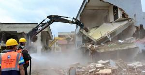 Mevlana Mahallesi 7. etap kentsel dönüşüm projesinde yıkımlar başladı!