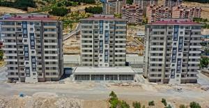 Onikişubat Saçaklızade Toplu Konut Projesi tamamlandı!