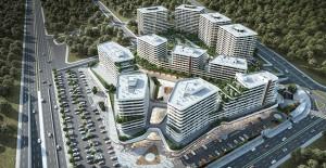 Ankara'nın 1000 konutluk karma projesi 'Velux Ankara' yükseliyor!