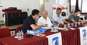 Çanakkale Sosyal Konutlar sahipleri ile yenileme projesi için görüşmeler devam ediyor!