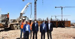 Şehzadeler Sancaklıbozköy TOKİ konutlarının inşaatı başladı!