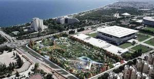 Antalya Muratpaşa Millet Bahçesi'nin ihalesi yapıldı!