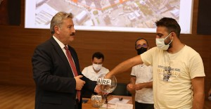 Kazım Karabekir Mahallesi'nde 20 dairenin kura çekimi yapıldı!