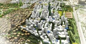 Yeni Fikirtepe'de yarım kalan inşaatlar bitme aşamasına geldi!