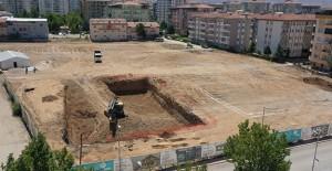 Yeşilyurt Turgut Özal Mahallesi kentsel dönüşüm alanında çalışmalar devam ediyor!