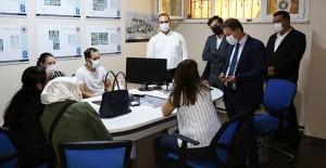 İslambey Kentsel Dönüşüm Ofisi'nde vatandaşlarla uzlaşma görüşmeleri sürüyor!