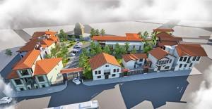 Meram Şükran kentsel dönüşüm projesinde ilk temel Ekim'de atılacak!