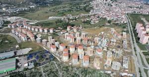 Samsun Kıran kentsel dönüşüm projesinde 2. etabın yüzde 50'si tamamlandı!