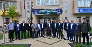 Yıldırım Çınarönü Mahallesi'nin tapu sorunu 2022'de bitecek!