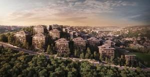 Nef Reserve Kandilli İstanbul Boğazı'ndaki özel konumunda yükseliyor!