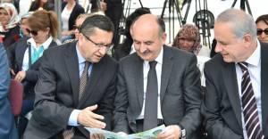 Altındağ'da Aile Sağlığı Merkezi ve Zabıta Karakolu açıldı!